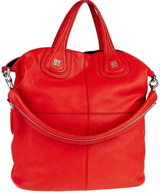 Givenchy Nightingale Tote Red