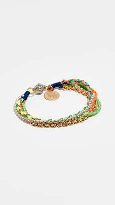 Venessa Arizaga She's A Rainbow Bracelet