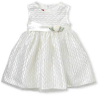 Princess Faith (Toddler Girls) Glitter Tank Dress