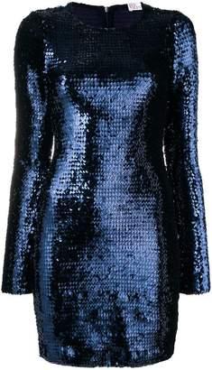 RED Valentino sequin mino dress