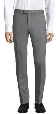 J. Lindeberg Jason Grid Wool Pants