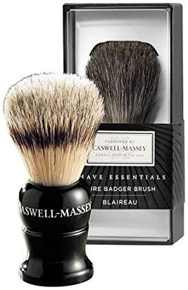 Caswell-Massey Shave Essentials Badger Shave Brush