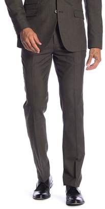 "Paisley & Gray Slim Fit Sharkskin Pants - 30-34"" Inseam"