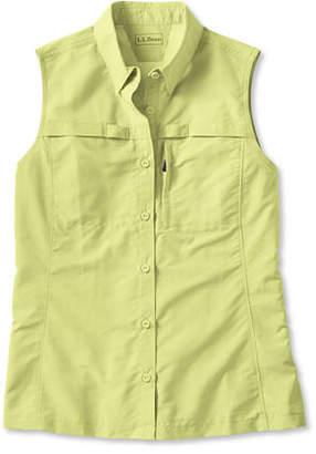 L.L. Bean (エルエルビーン) - レディース・トロピックウエア・シャツ、袖なし