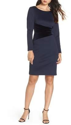 Vince Camuto Contrast Dress