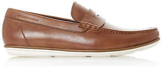 Dune Balloon Leather Loafers