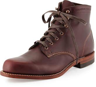 Wolverine Cordovan 1000 Mile Boots, Brown