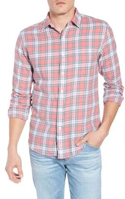 Faherty Ventura Plaid Sport Shirt