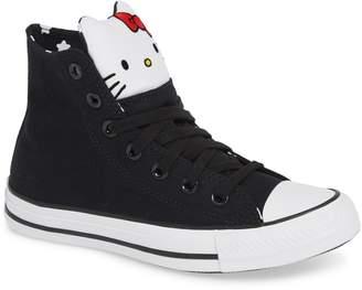 Converse x Hello Kitty(R) Chuck Taylor(R) All Star(R) High Top Sneaker