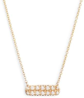 Sylvie Dana Rebecca Designs Dana Rebecca Rose Mini Bar Necklace