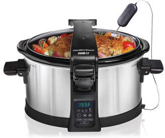 Hamilton Beach 6 Qt. Stay or Go Forget Slow Cooker