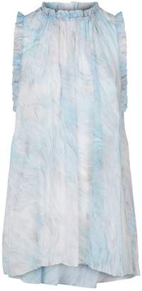 Elie Tahari Lucy Sleeveless Blouse