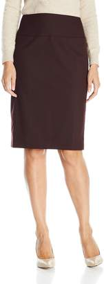 Ellen Tracy Women's Pencil Skirt