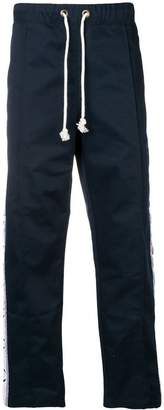 Champion logo trimmed track trousers
