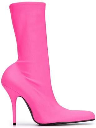 Balenciaga Knife boots