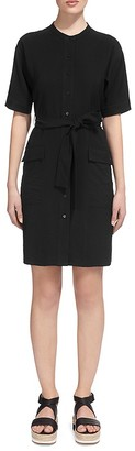 Whistles Katya Belted Shirt Dress $210 thestylecure.com