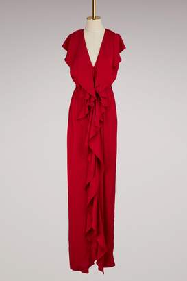 Stella McCartney Rasalia Long Cady Dress