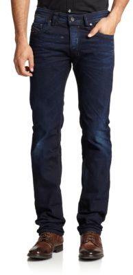 DieselSafado Dark Wash Straight-Leg Jeans