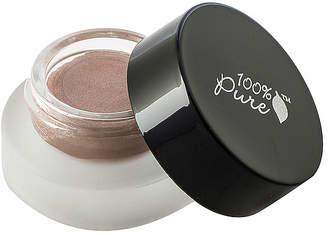 100% Pure Satin Cream Eye Shadow