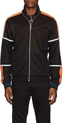 Paul Smith Men's Cotton-Blend Jersey Track Jacket