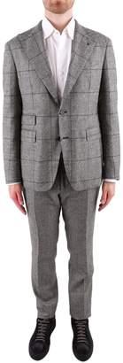 Tagliatore Virgin Wool Suit