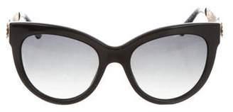 Dolce & Gabbana Tinted Cat-Eye Sunglasses