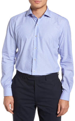 Culturata Soft Touch Coupe Detail Tailored Classic Fit Shirt
