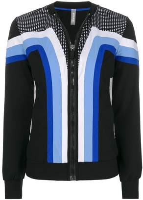 NO KA 'OI No Ka' Oi zip front sports jacket