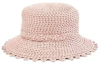 Eric Javits Ibiza Trimmed Squishee Bucket Hat bf4e772599be