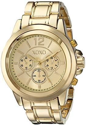 XOXO Women's XO5589 -Tone Bracelet Watch