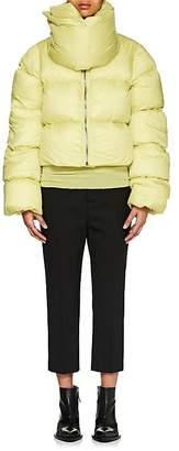 Rick Owens Women's Down Crop Puffer Jacket