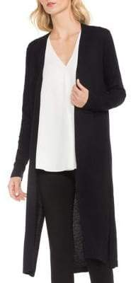 Vince Camuto Open Front Long Cardigan
