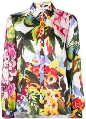 Blugirl floral print shirt