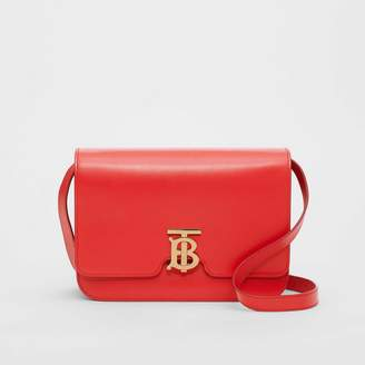 Burberry Medium Leather TB Bag