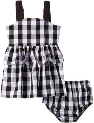 Kate Spade Kids Gingham Sundress Girl's Dress