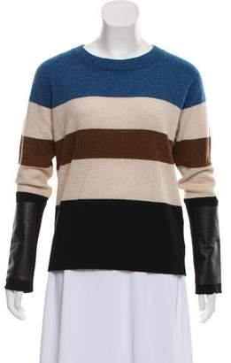 Veda Cashmere Striped Sweater