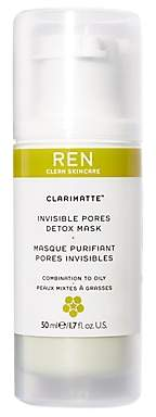 REN ClarimatteTM Invisible Pores Detox Mask, 50ml