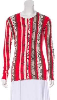 Neiman Marcus Lightweight Cashmere Sweater