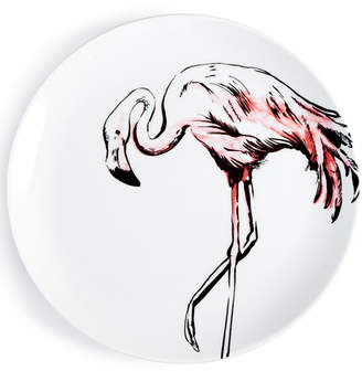 ... Macyu0027s · The Cellar Closeout! Tropicalia Flamingo Salad Plate Created for Macyu0027s  sc 1 st  ShopStyle & The Cellar Dinnerware - ShopStyle