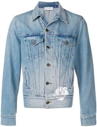 Faith Connexion customisable denim jacket