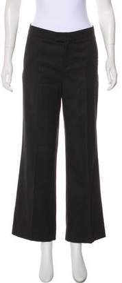 J Brand Wool Mid-Rise Pants