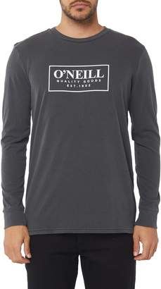 O'Neill Gusto Graphic Long Sleeve T-Shirt