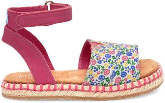 Toms Girls' Malea Sandal