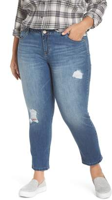 Wit & Wisdom Slim Crop Jeans