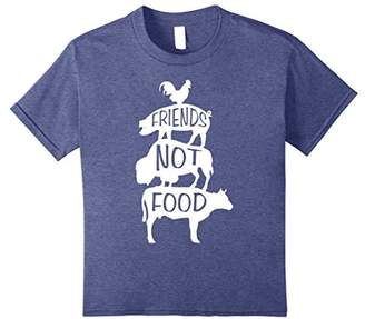 Vegan T-Shirt - Animal Are Not Food Vegan Diet Fan Tee