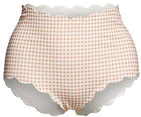 Marysia Swim Women's Santa Monica Reversible Bikini Bottoms