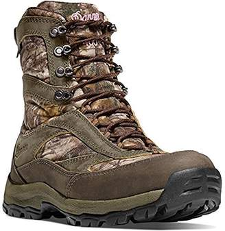 "Danner Women's High Ground 8"" Realtree Xtra 1000G Hunting Boots 
