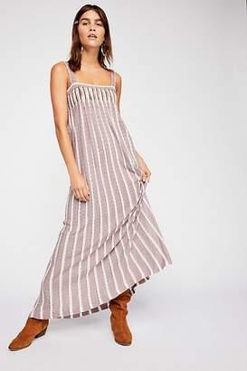 Rain Shadow Knit Maxi Dress