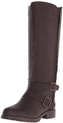 Kenneth Cole REACTION Women's Jenny Stride Riding Boot $24.10 thestylecure.com