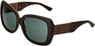 Tory Burch Women's Ty9037q 57Mm Sunglasses
